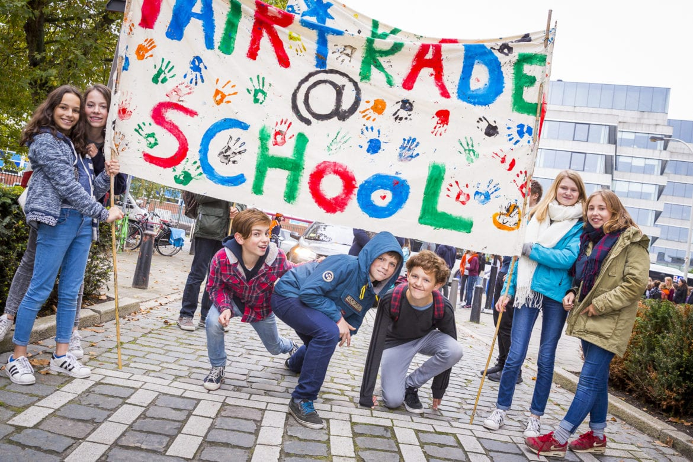 Fairtrade op school