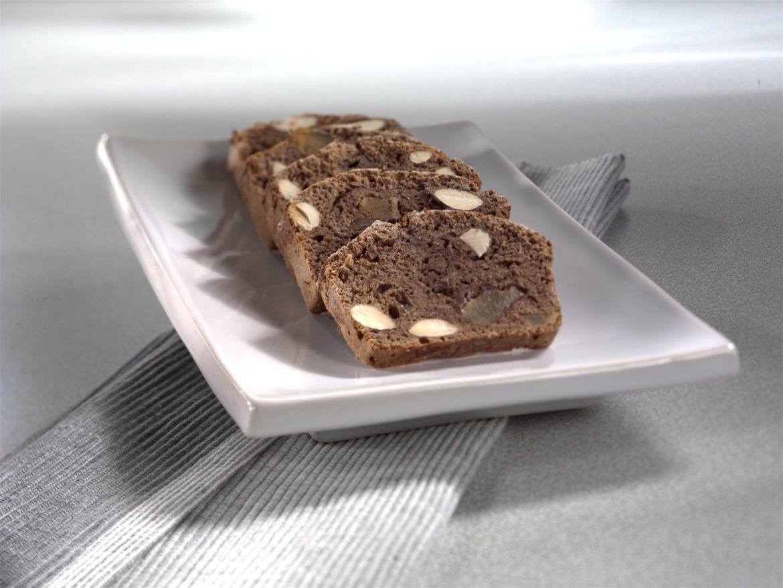 Chocolade- en notenbrood Oxfam recept