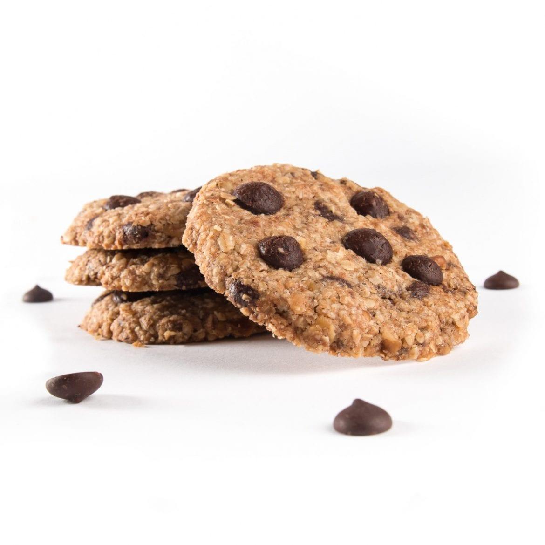 Chocolate chip cookies van Madame Bakster Oxfam recept