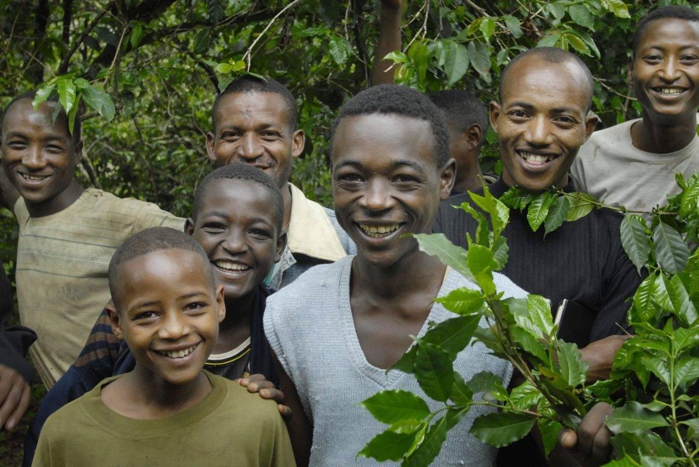 Oromia uit Ethiopië