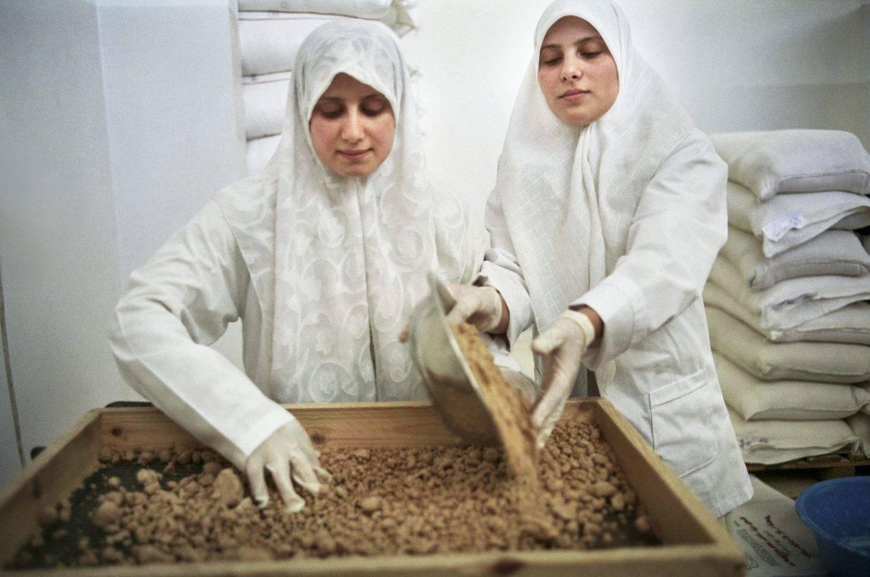 PARC uit Palestina