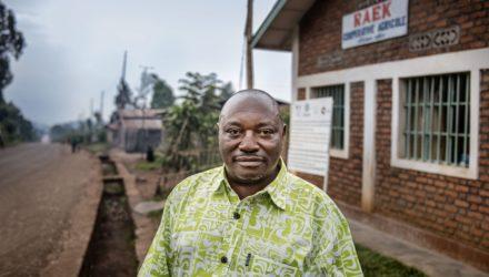 RAEK uit DR Congo