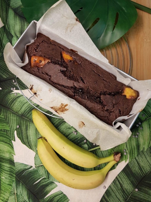 Vegan mango-chocoladecake Oxfam recept