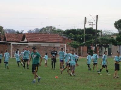Voetbalproject 'Jardim 2000'