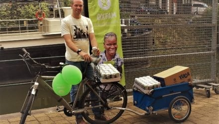 100% Groen Oxfam artikel