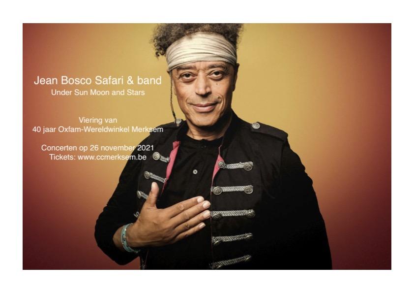 Jean Bosco Safari & band