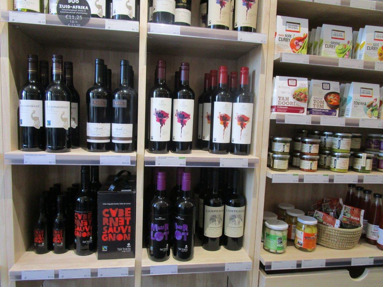 Wereldkeuken en wijnen