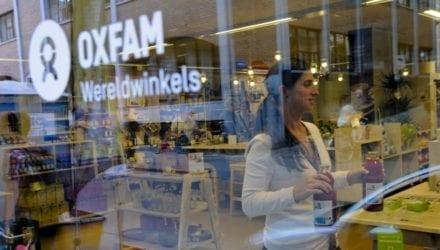 Bericht aan onze klanten en sympathisanten. Oxfam artikel