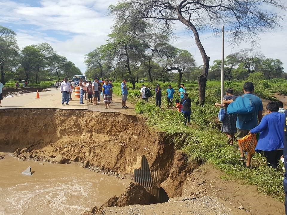 De modder veegt alles weg Oxfam artikel