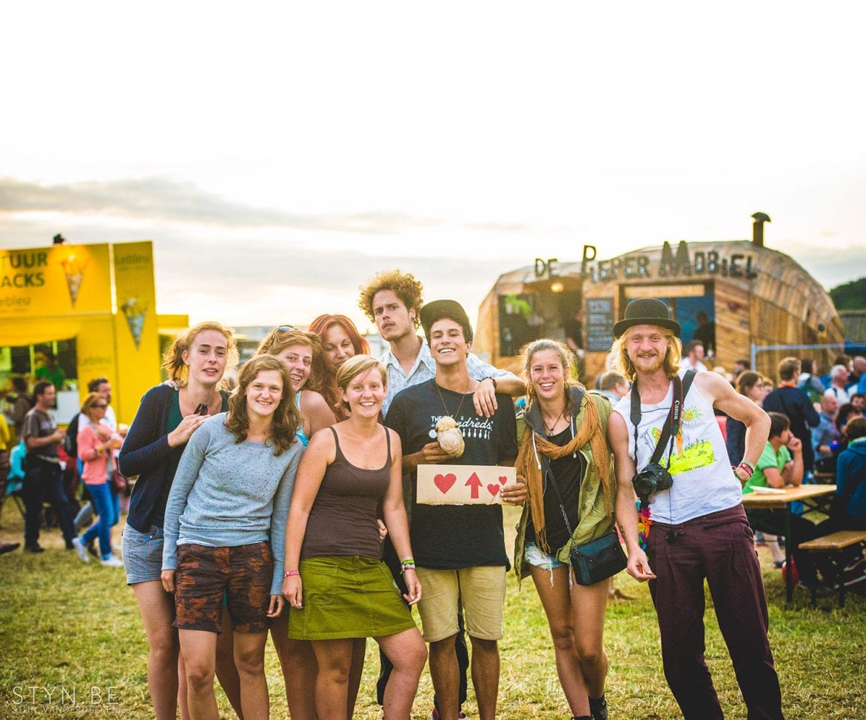 Duurzaam festivallen Oxfam artikel