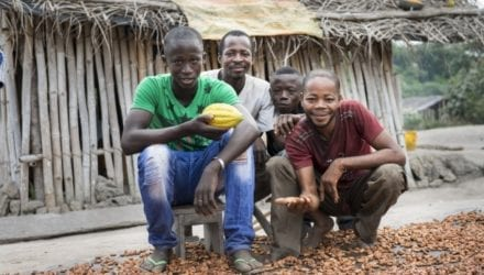 Een Belgisch multi-stakeholderplatform voor de cacaosector? Oxfam artikel
