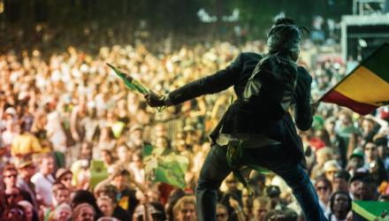 Eerlijk festival: Reggae Geel Oxfam artikel