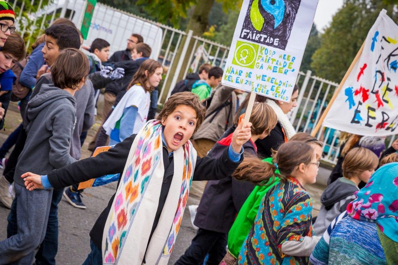 Eerlijke scholen Oxfam artikel