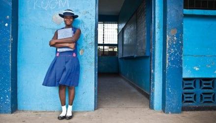 Meisjes moeten meer naar school Oxfam artikel