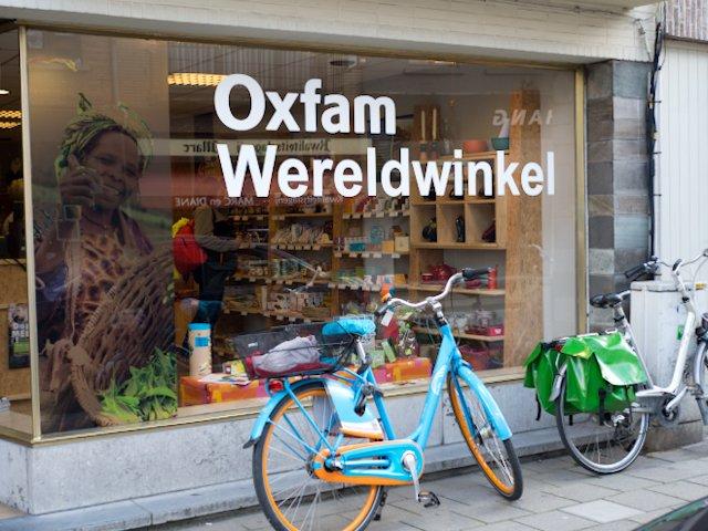 Oxfam-Wereldwinkel Aalst