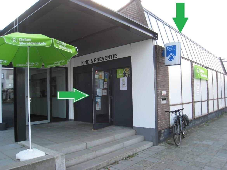 Oxfam-Wereldwinkel Antwerpen-Linkeroever