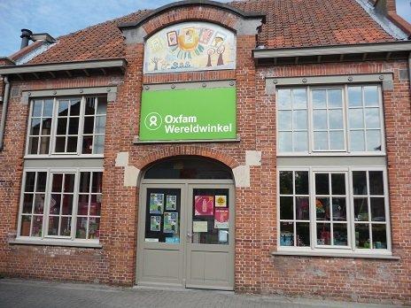 Oxfam-Wereldwinkel Belsele