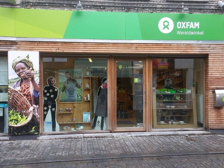 Oxfam-Wereldwinkel Boom
