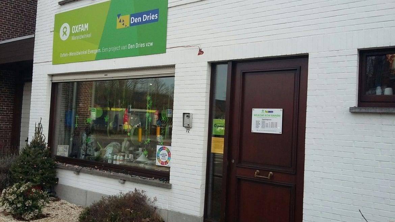 Oxfam-Wereldwinkel Evergem