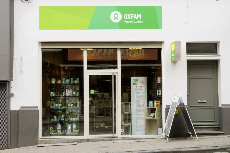 Oxfam-Wereldwinkel Gent-Centrum