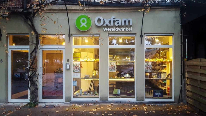 Oxfam-Wereldwinkel Gent-Sint-Pieters