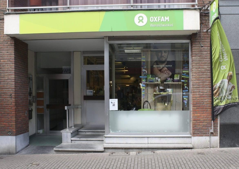 Oxfam-Wereldwinkel Halle