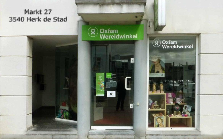 Oxfam-Wereldwinkel Herk-de-Stad