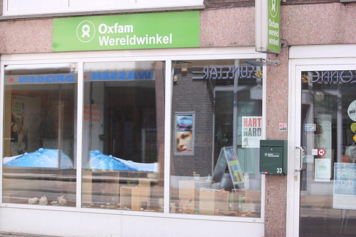 Oxfam-Wereldwinkel Kapellen