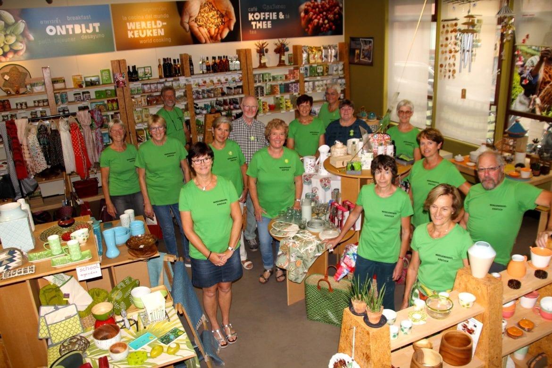 Oxfam-Wereldwinkel Kontich