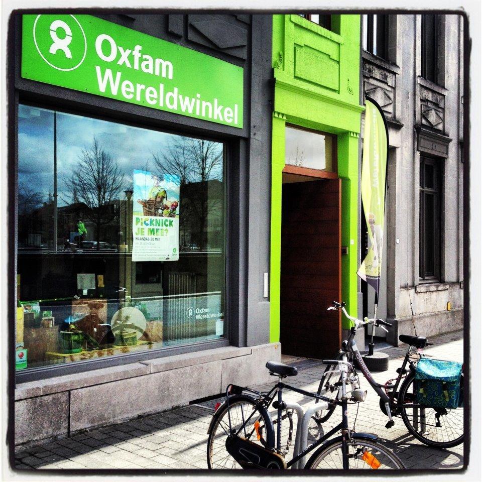 Oxfam-Wereldwinkel Kortrijk