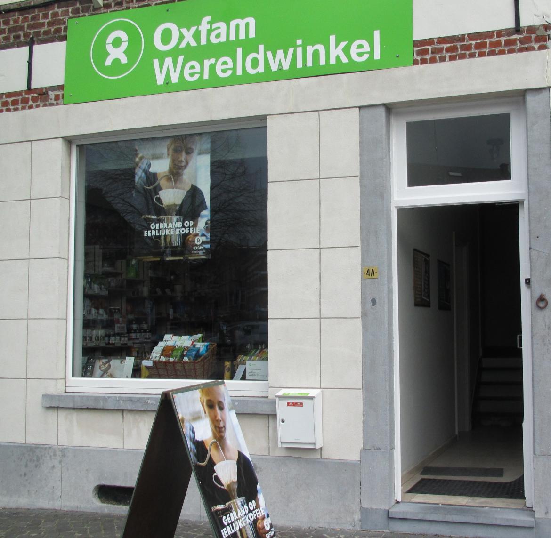 Oxfam-Wereldwinkel Lennik