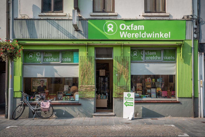 Oxfam-Wereldwinkel Lievegem