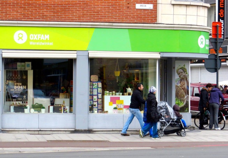 Oxfam-Wereldwinkel Merksem