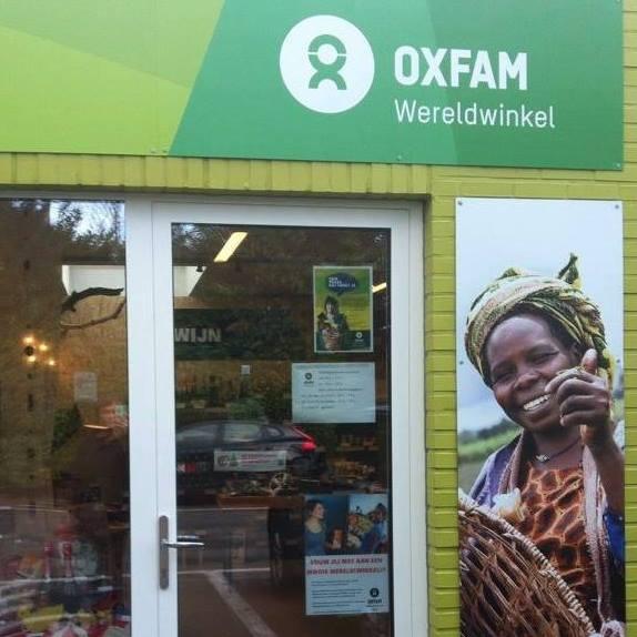 Oxfam-Wereldwinkel Reet