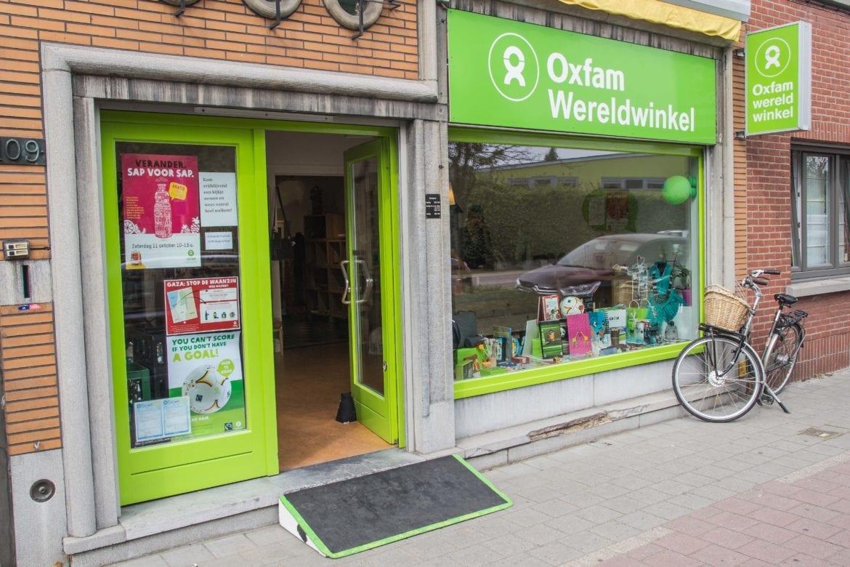 Oxfam-Wereldwinkel Schoten