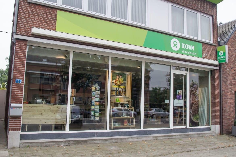 Oxfam-Wereldwinkel Stabroek