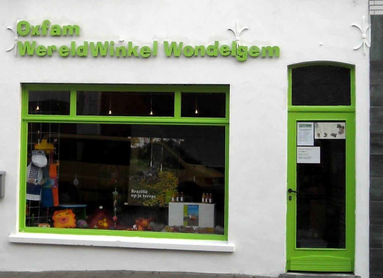 Oxfam-Wereldwinkel Wondelgem
