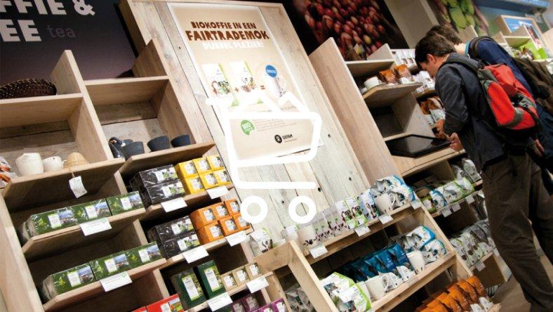 Oxfam winkel