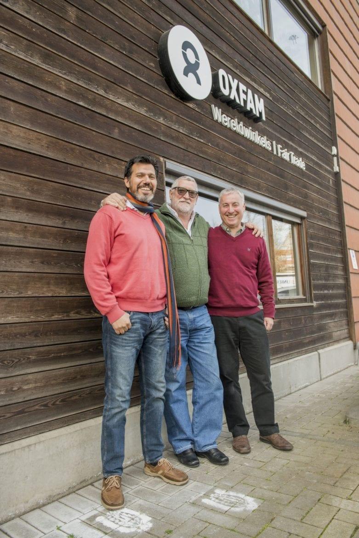 Storm in het glas wijn van La Riojana Oxfam artikel