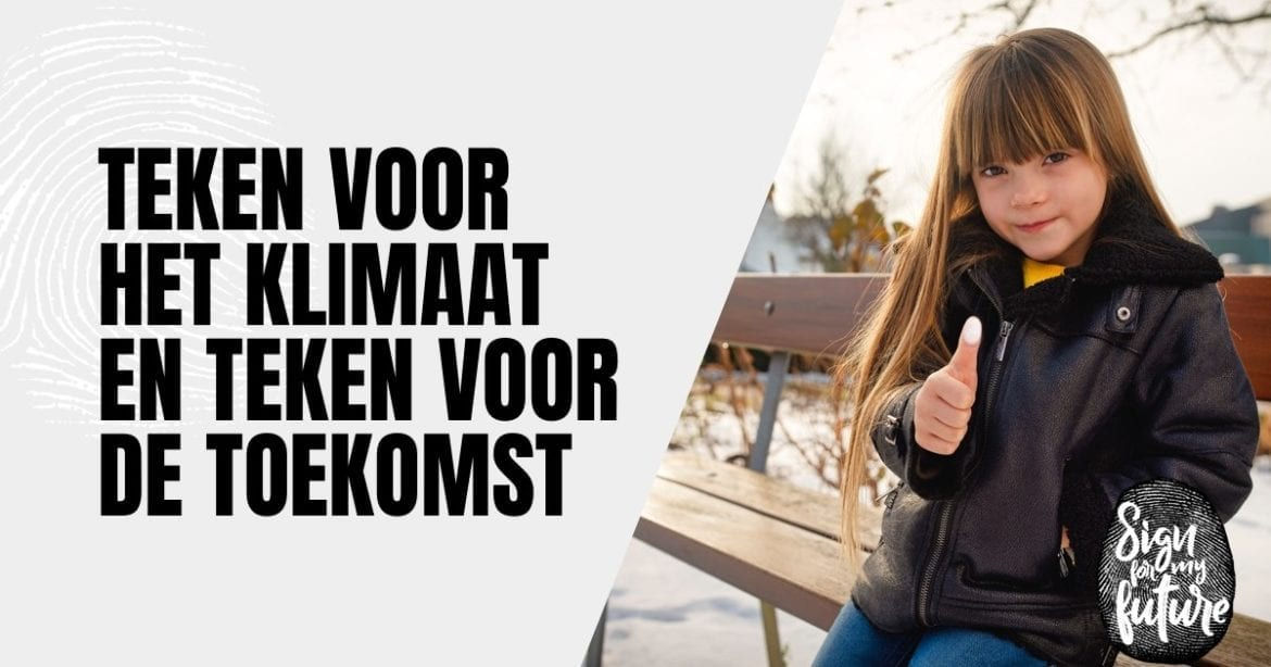 Waarom Oxfam de campagne Sign for my Future steunt Oxfam artikel