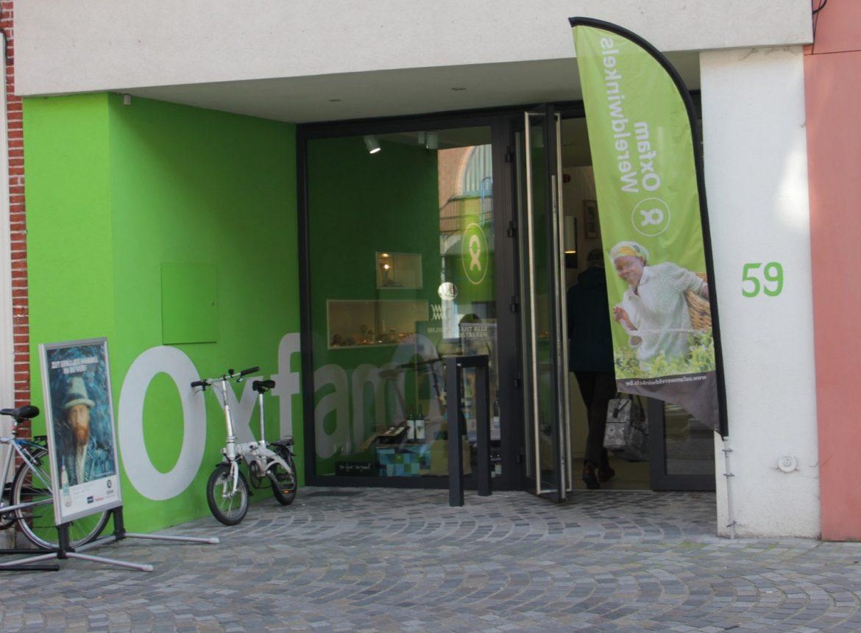 Oxfam Wereldwinkel - Hoogstraat 59 in Mechelen