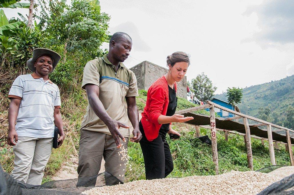 Werknemers aan het woord: Adeline Vandorpe Oxfam artikel