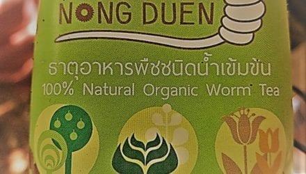 Wormen redden rijstoogst Oxfam artikel