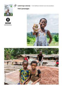 bijlage lesbrief lager onderwijs: een leefbaar inkomen