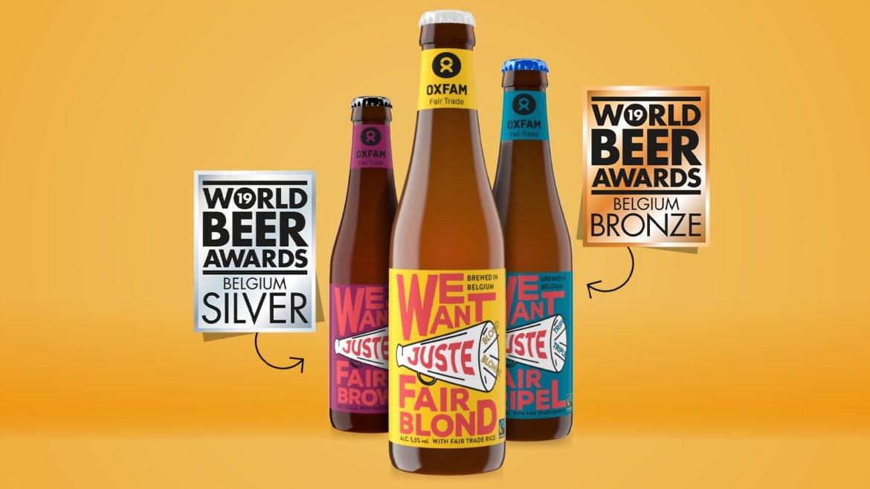 JUSTE-bier: World Beer Awards