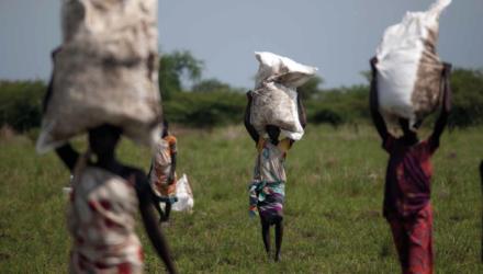 wereldhonger voedselcrisis Oxfam rapport Oxfam