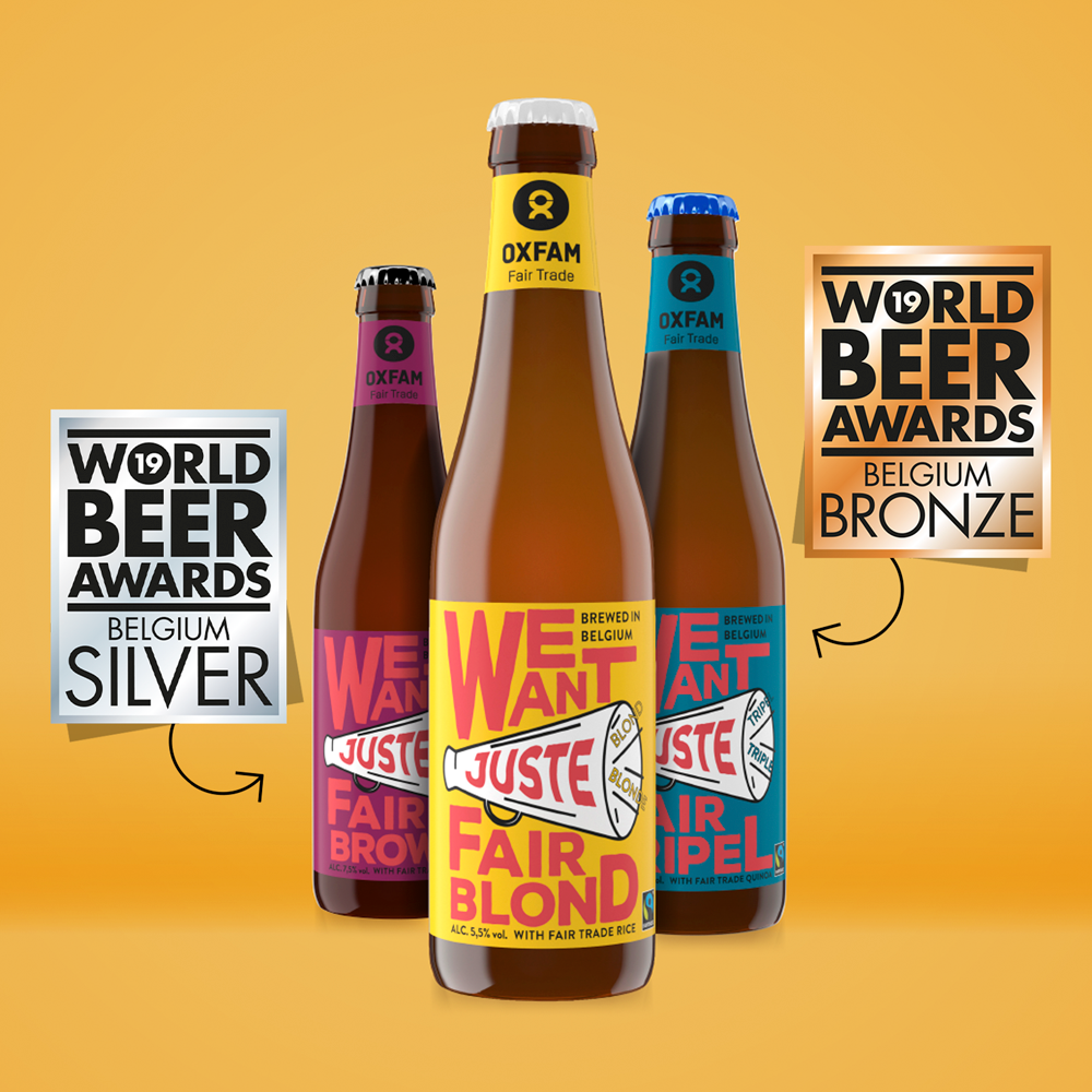 JUSTE-bier: World Beer Awards
