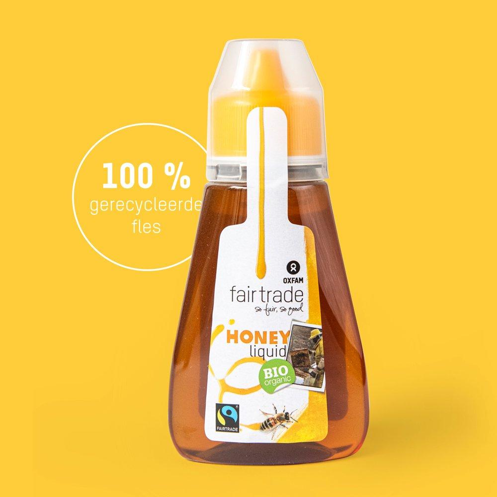 bio honing knijpfles