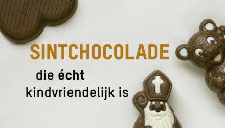 Fairtrade Sinterklaaschocolade