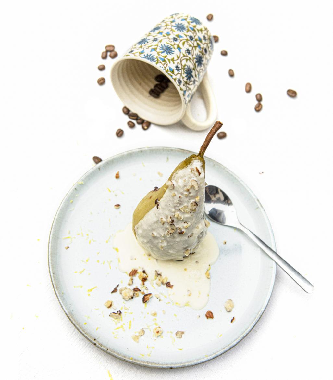 Recept Gepocheerde Peer Met Limoncellocrème